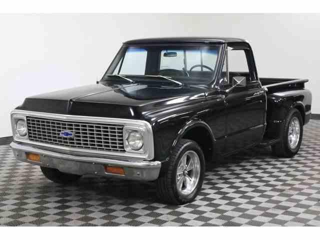 1971 Chevrolet C/K 10 | 992967