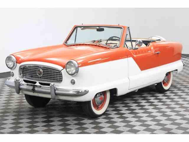 1959 Nash Metropolitan   992968