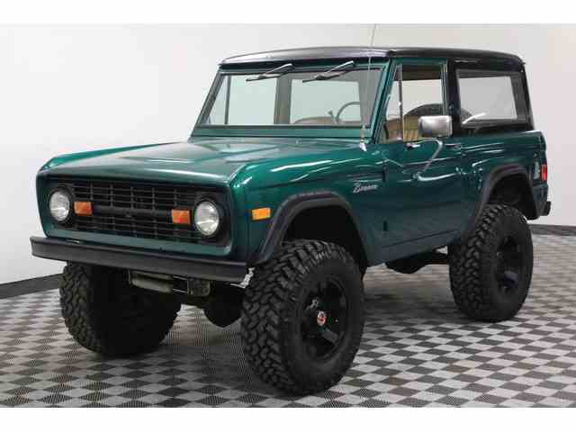 1977 Ford Bronco | 992970