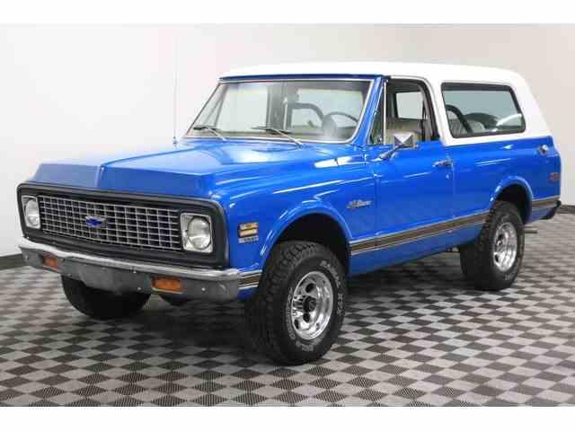 1971 Chevrolet Blazer | 992971