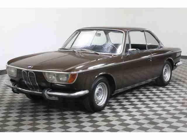 1967 BMW 2000CS   992974