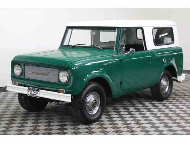 1966 International Scout | 992976