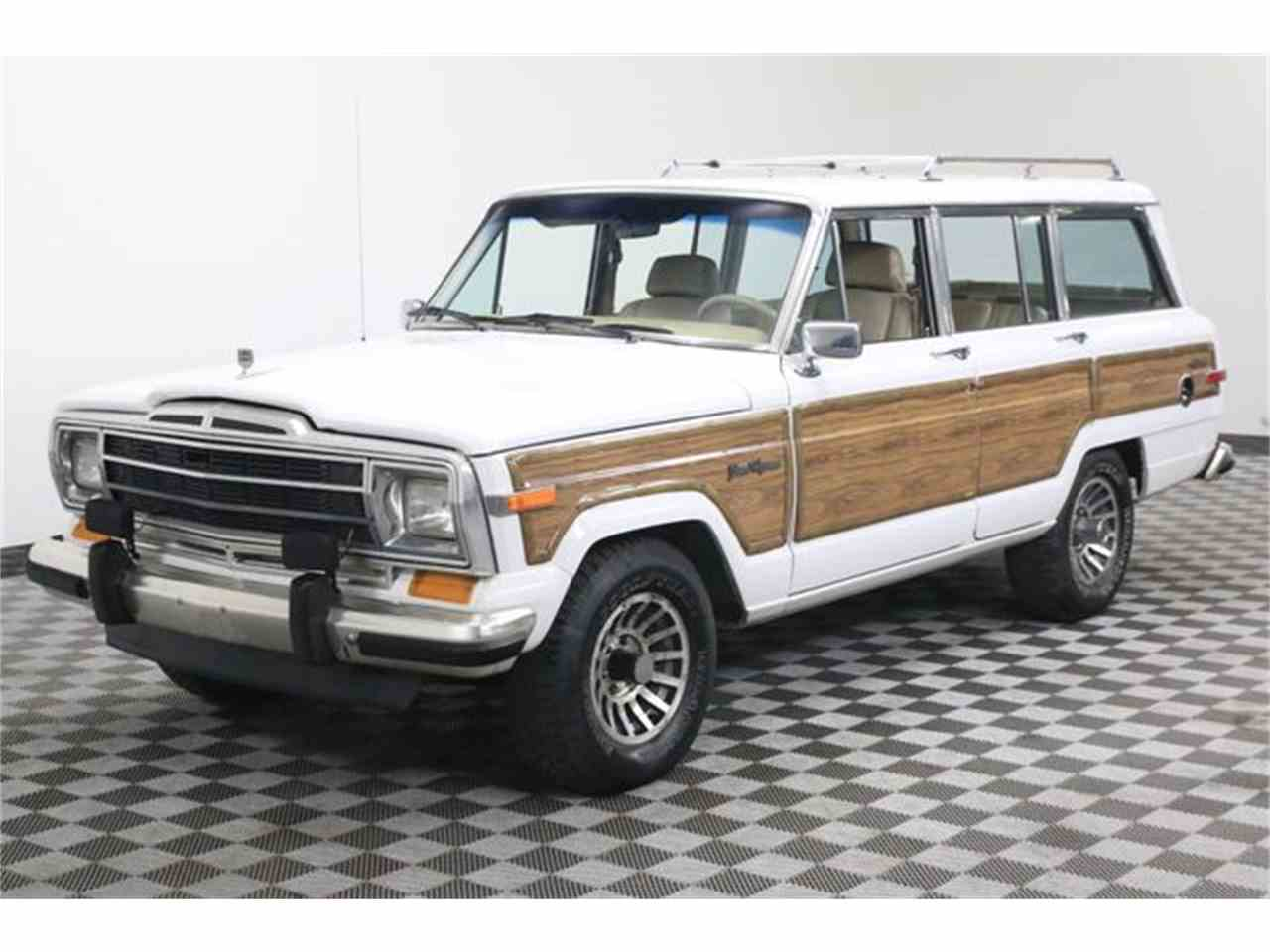 Large Picture of '90 Grand Wagoneer - LA6P