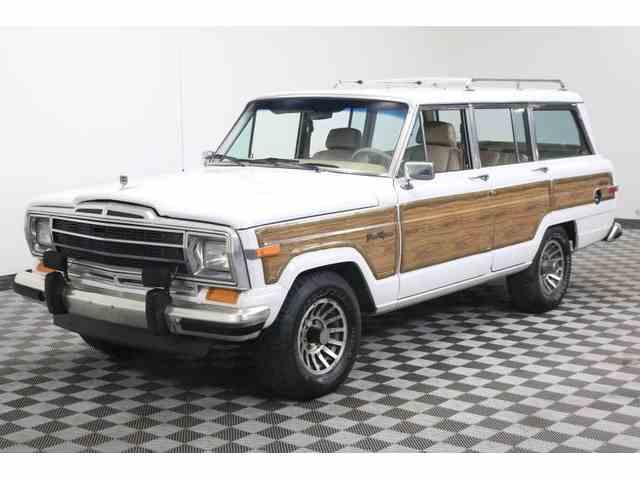 1990 Jeep Wagoneer | 992977