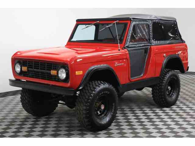 1972 Ford Bronco | 992980