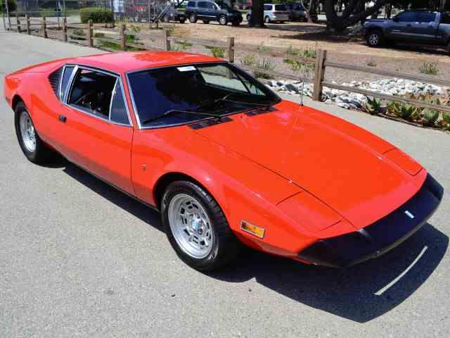 1974 DeTomaso Pantera | 992993