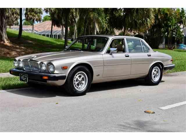1987 Jaguar XJ6 | 993000