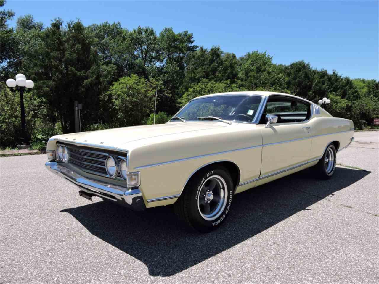 1969 Ford Fairlane 500 For Sale Classiccars Com Cc 993003
