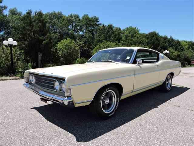1969 Ford Fairlane 500 | 993003