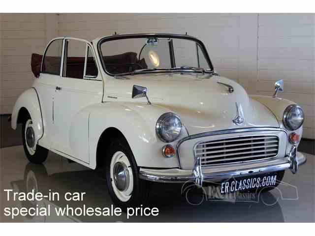 1957 Morris Minor | 993009