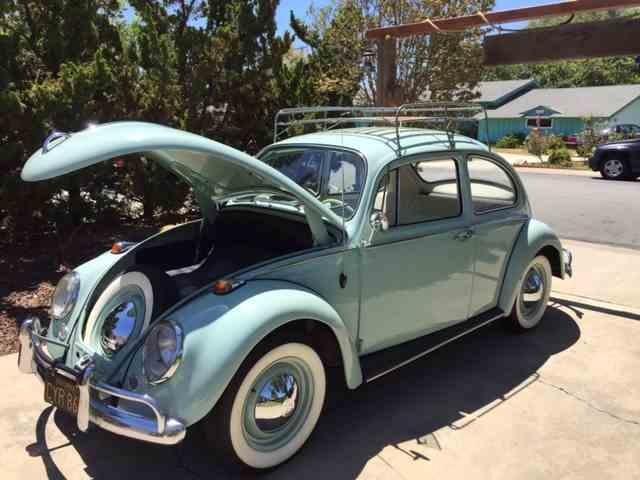 1966 Volkswagen Beetle | 990302