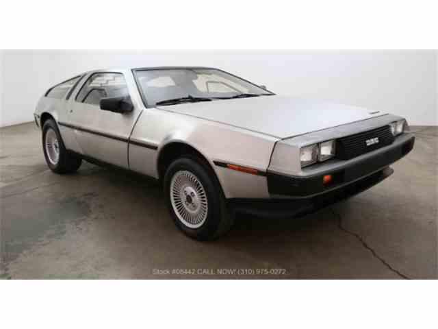 1983 DeLorean DMC-12 | 993022