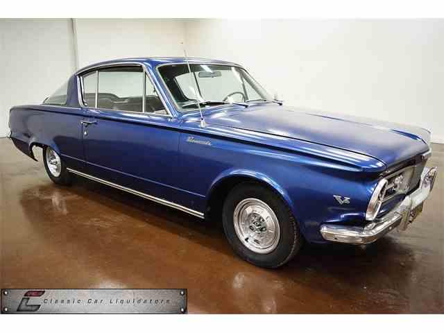 1965 Plymouth Barracuda | 993028