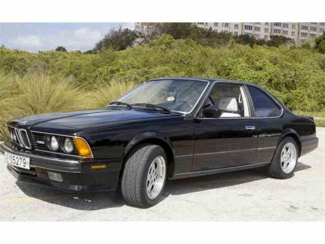 1988 BMW M6 | 993033