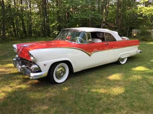 1955 Ford Fairlane Sunliner | 993040