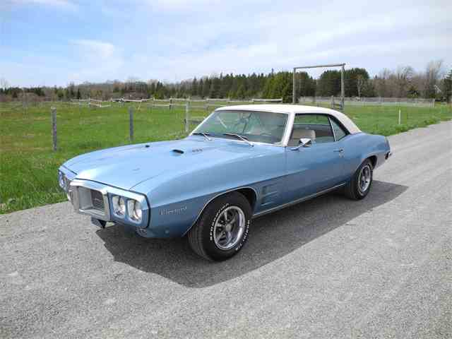 Picture of '69 Firebird - LA8M
