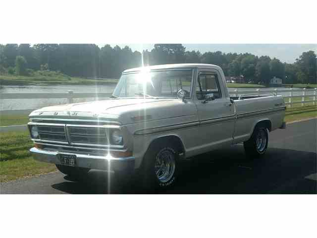 1972 Ford F100 | 993047