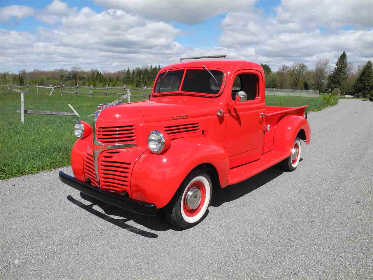 1947 dodge pickup for sale cc 993048. Black Bedroom Furniture Sets. Home Design Ideas