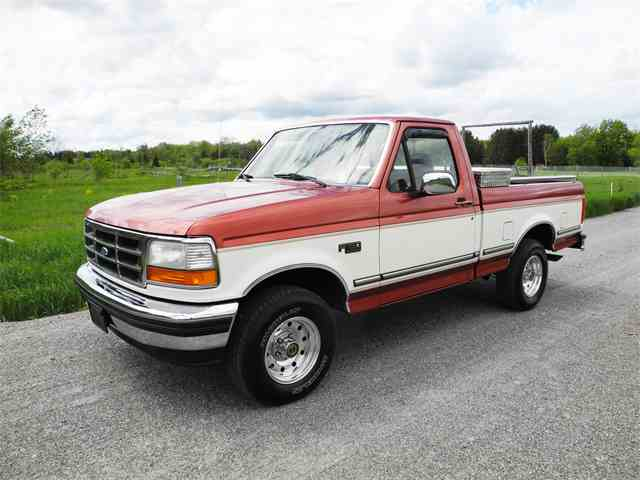 1995 Ford F150 | 993051