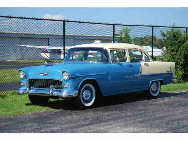 1955 Chevrolet 210 | 993056
