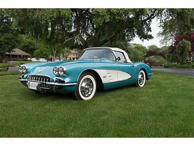 1959 Chevrolet Corvette | 993066