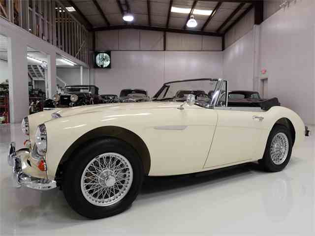1967 Austin-Healey 3000 Mark III Phase II  | 993074