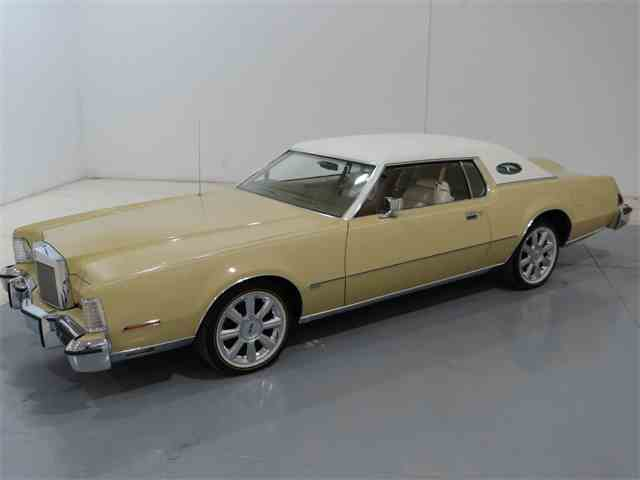 1974 Lincoln Continental Mark IV | 993075