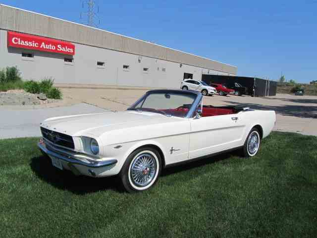 1964 Ford Mustang | 993076