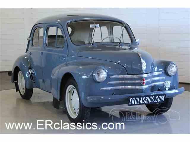 1956 Renault 4CV   993079