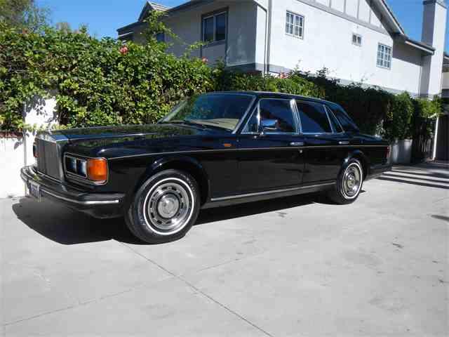 1981 Rolls-Royce Silver Spirit | 993084