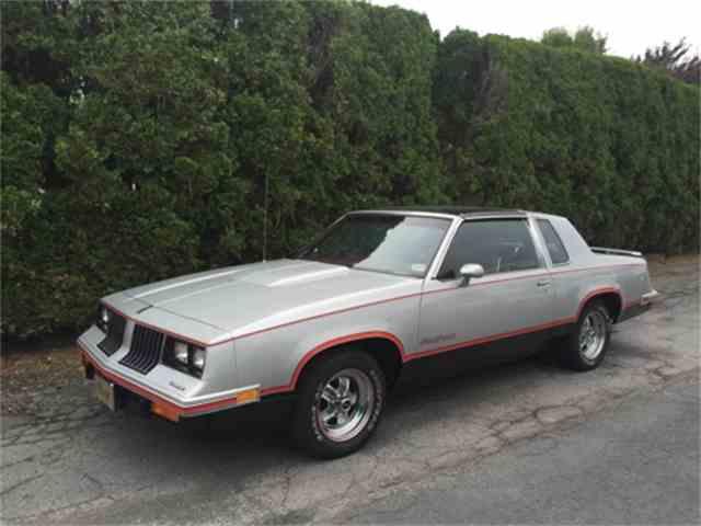 1984 Oldsmobile Hurst | 993086