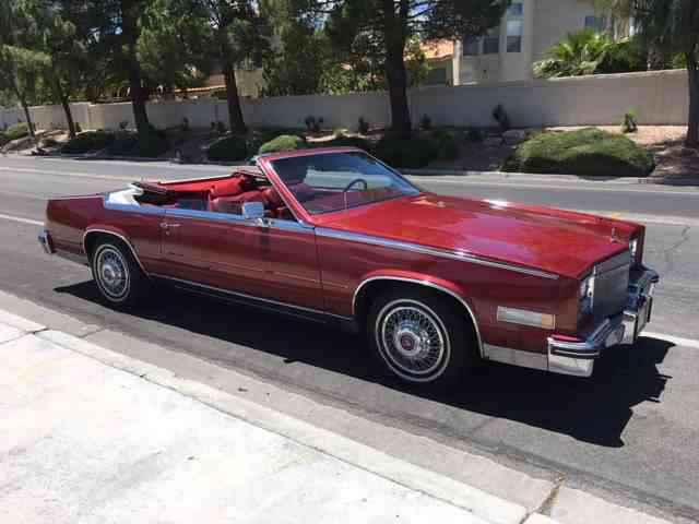 1985 Cadillac Eldorado Biarritz | 990309