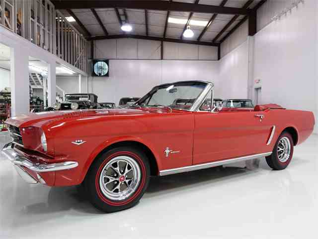 1965 Ford Mustang | 993090