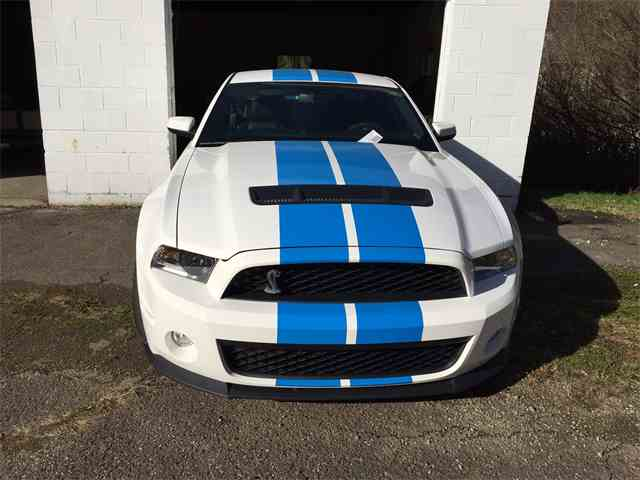 2012 Ford Shelby GT 500 Coupe | 993095
