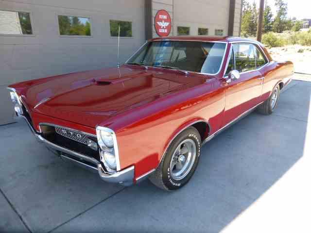 1967 Pontiac GTO | 993101