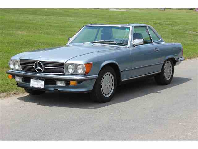 1985 Mercedes-Benz 300SL | 993108