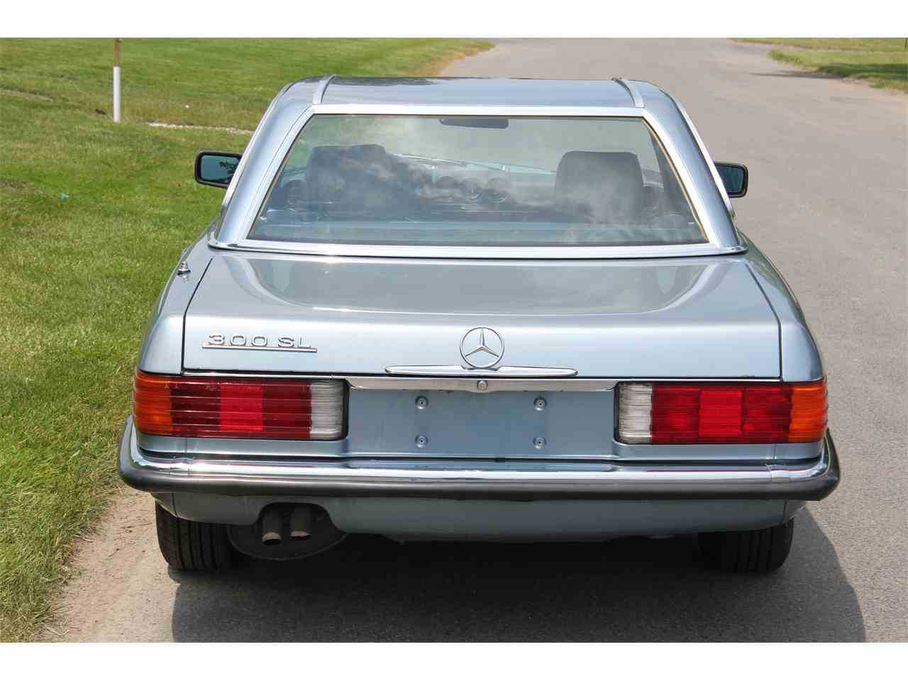 1986 mercedes benz 300sl for sale cc for Mercedes benz cleveland ohio