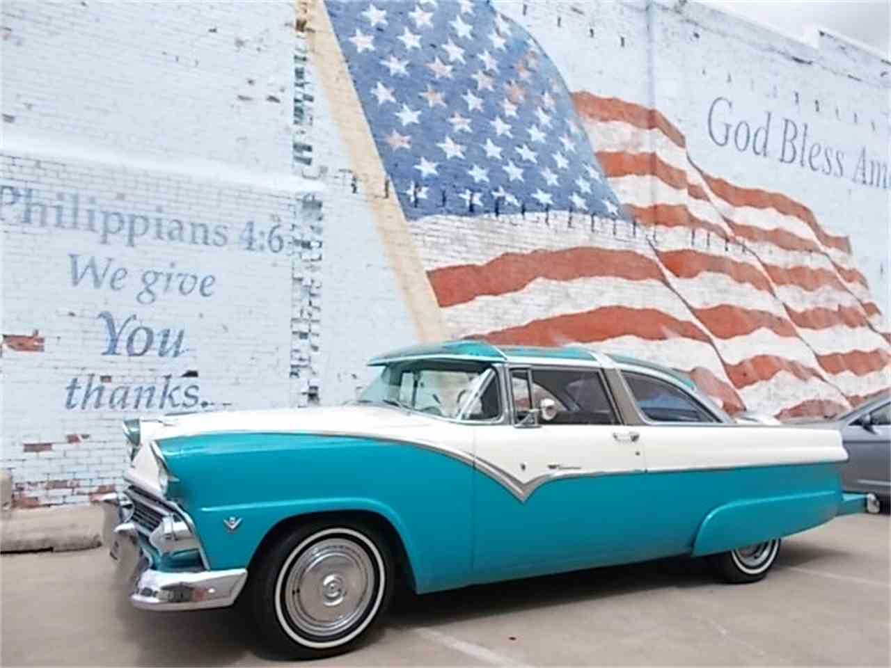 1955 ford fairlane crown victoria blog cars on line - 1955 Ford Crown Victoria For Sale Cc 993115