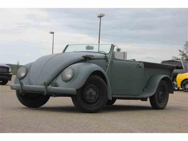 1958 Volkswagen Beetle | 993121