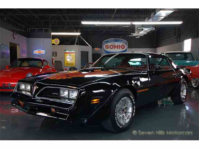 1978 Pontiac Firebird Trans Am | 993122