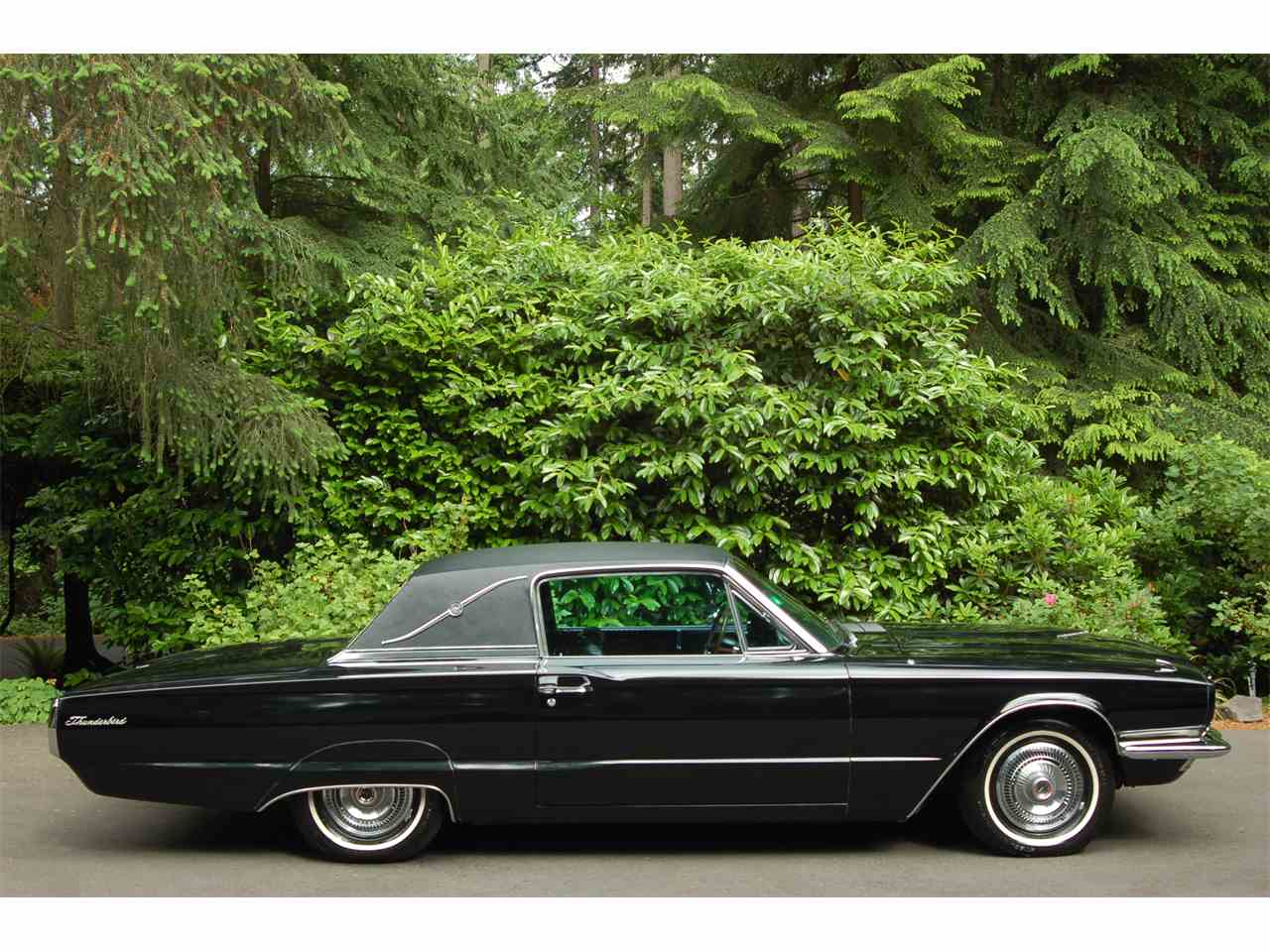 1966 ford thunderbird for sale cc 993128. Black Bedroom Furniture Sets. Home Design Ideas