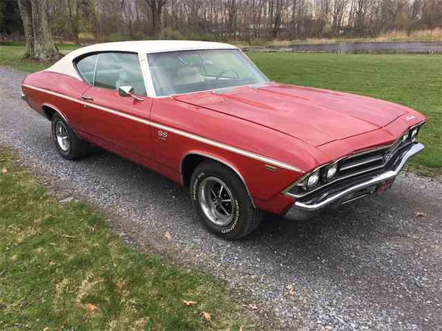 1969 Chevrolet Chevelle SS | 990313