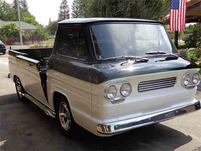 1962 Chevrolet Corvair Rampside | 993134