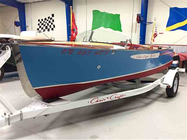 1947 Chris Craft Rocket 16 | 993136