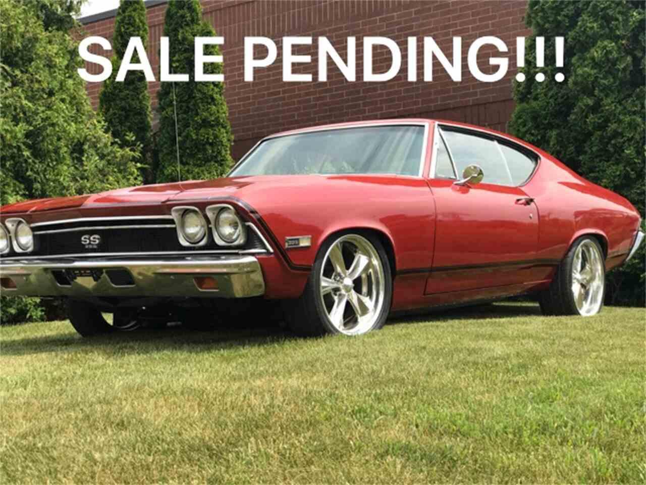 1968 Chevrolet Chevelle for Sale - CC-993138