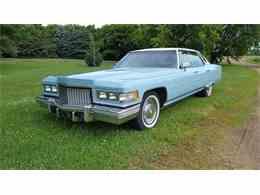 1975 Cadillac Sedan DeVille for Sale - CC-993144