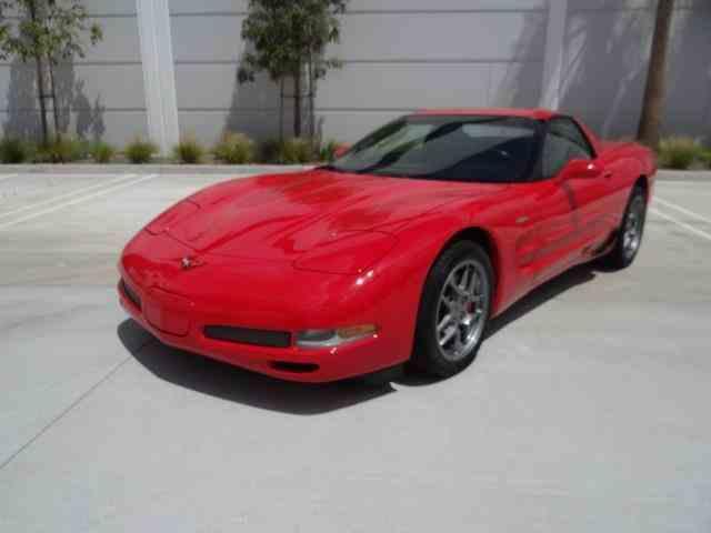 2001 Chevrolet Corvette Z06 | 993145
