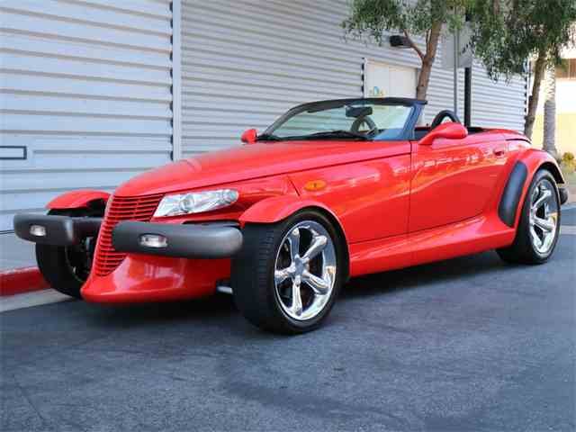 1999 Plymouth Prowler | 993146
