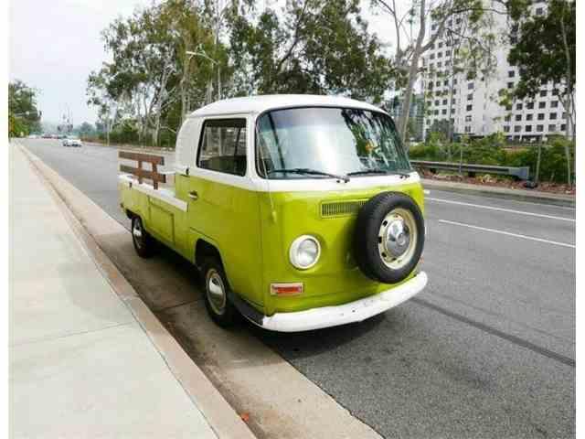 1970 Volkswagen Vanagon | 993149
