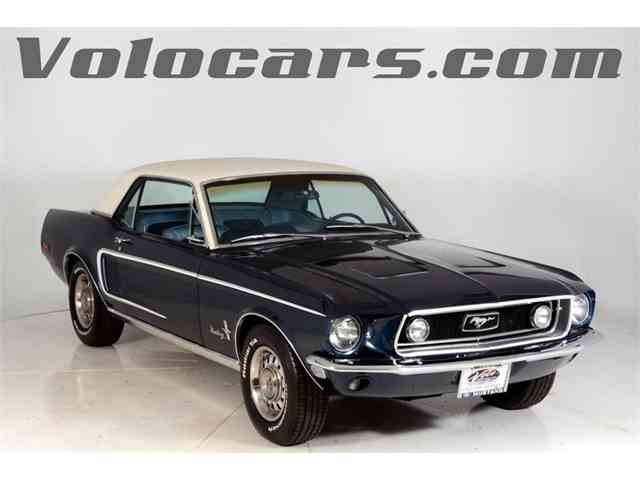 1968 Ford Mustang | 993153